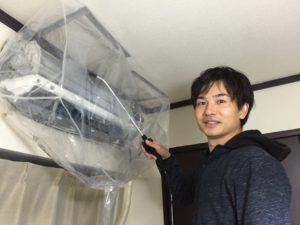 愛知・岐阜・三重県でエアコンクリーニング