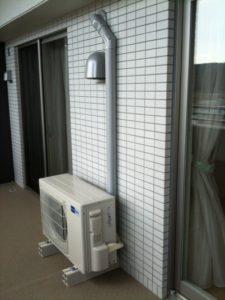 エアコン室外化粧カバー1